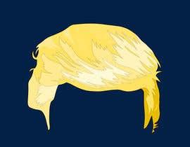#5 untuk Draw a png trump hair oleh kurabika00