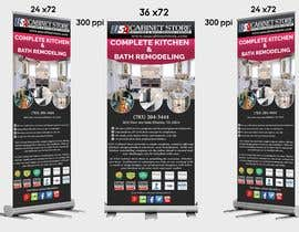 #4 for Double Sided Mount Sign Design for Kitchen Remodeling Company by daliaalmansoori