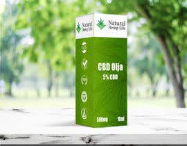 #12 for New product package design for CBD/Hemp health company by kanishkkk