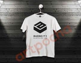 nº 29 pour I want my logo put on the back of shirts i need some mockups made. par ASUBHANPOCHA