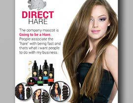 #69 para Design a Flyer for my Hair supply company por creativefolders