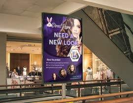 #70 para Design a Flyer for my Hair supply company por AdoptGraphic