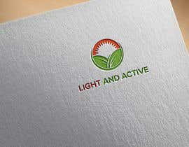 #129 for Logo for my site....light and active af Bexpensivedesign