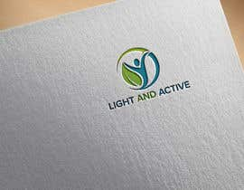 #132 for Logo for my site....light and active af Bexpensivedesign