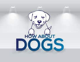 #147 for logo for ''how about dogs' by Jussiyka69