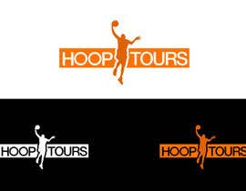 #57 para Logo Design for Hoop Tours por IzzDesigner