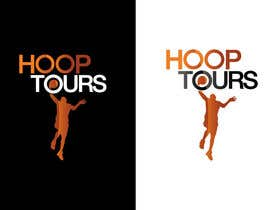 #53 para Logo Design for Hoop Tours por IzzDesigner