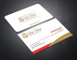 Nro 10 kilpailuun Build me a business card käyttäjältä anuradha7775