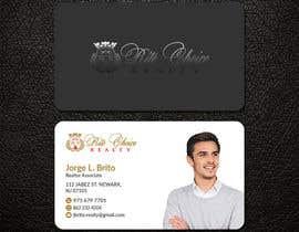 Nro 12 kilpailuun Build me a business card käyttäjältä patitbiswas
