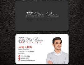 Nro 13 kilpailuun Build me a business card käyttäjältä patitbiswas