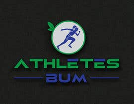 #16 for Need a logo created for a brand called ATHLETES BUM by atiqurrahmanm25