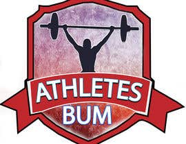 #34 for Need a logo created for a brand called ATHLETES BUM by karimabuelmagd1