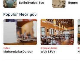 nº 28 pour Design a Delivery App similar to UberEATS par nihalhassan93