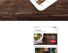 nº 30 pour Design a Delivery App similar to UberEATS par sudpixel