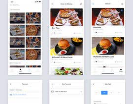#3 cho Design a Delivery App similar to UberEATS bởi sajidesigner