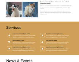 #3 for New Website for a non profit by miton247