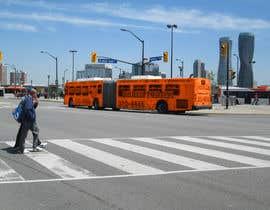 #121 for Tile Shoppe Bus Wrap af vinu91