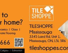 #17 for Tile Shoppe Bus Wrap af CBabbage