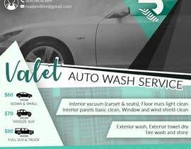 #13 for Design an Advertisement - Valet Auto Wash Service by thenefy