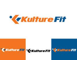 "nº 10 pour Design a Logo for a clothing fitness brand called "" Kulture Fit"" par webmobileappco"