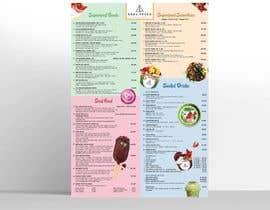 #3 cho menu design bởi satishandsurabhi