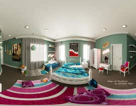 #27 para Design a kid's room por HadjerCher
