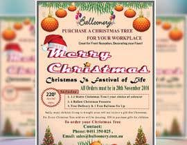 nº 11 pour Christmas Tree par AkterGraphics
