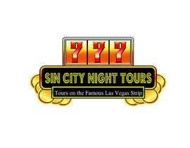 BestLion tarafından Design a Logo for 'Sin City Night Tours' için no 3