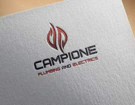 #43 for Logo for my business Campione Plumbing and electrics af sehamasmail