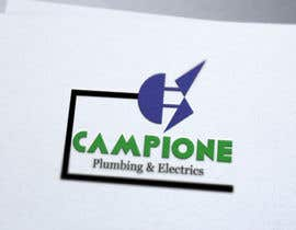 #35 for Logo for my business Campione Plumbing and electrics af antoradhikary247