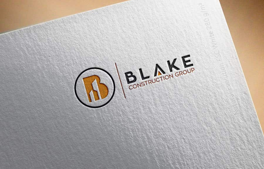 Contest Entry #47 for Simple company logo and letter head for a construction company