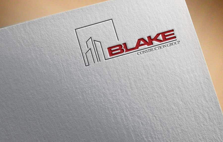Contest Entry #52 for Simple company logo and letter head for a construction company