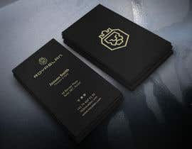 #21 for Business card design for a luxurious business development company by Neamotullah