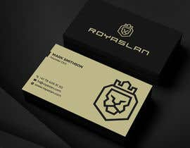 #63 for Business card design for a luxurious business development company by sabbir2018