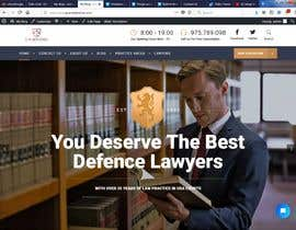 #24 for Build A Website for a National High Volume Law Firm (Personal Injury, Family, Employment etc.) af monowara9850