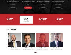 #21 for Build A Website for a National High Volume Law Firm (Personal Injury, Family, Employment etc.) af adixsoft