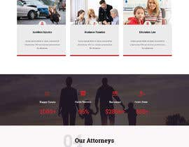 #27 for Build A Website for a National High Volume Law Firm (Personal Injury, Family, Employment etc.) af sherazi2592