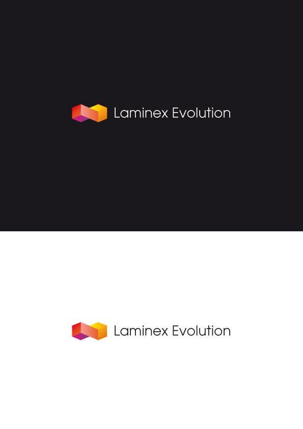 Proposition n°                                        49                                      du concours                                         Logo Design for Laminex