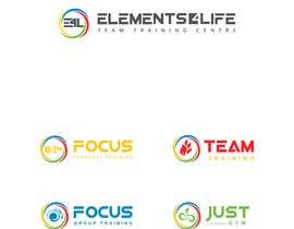 #156 สำหรับ Rebrand - 1 Main Logo, 1 Acronym Logo & 4 Service Logos For Fitness Gym โดย lida66