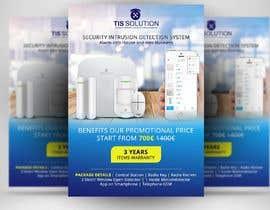 #13 for Design a Flyer for Security Alarm System Promotion af satishandsurabhi