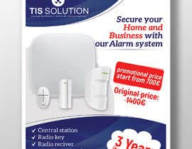 #6 for Design a Flyer for Security Alarm System Promotion by Hasan628