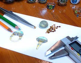 #4 for Need copy-write free images of Diamond Jewellery manufacturing. by designsbymallika