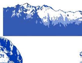 #21 para draw mountain vectors por nuwanrasangana