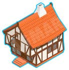 #14 for 50 isometric building designs for iPhone/Android city building game by guncia3