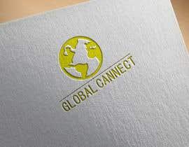 #27 untuk Design a more professional modern logo for Global Cannect oleh palashhowlader86