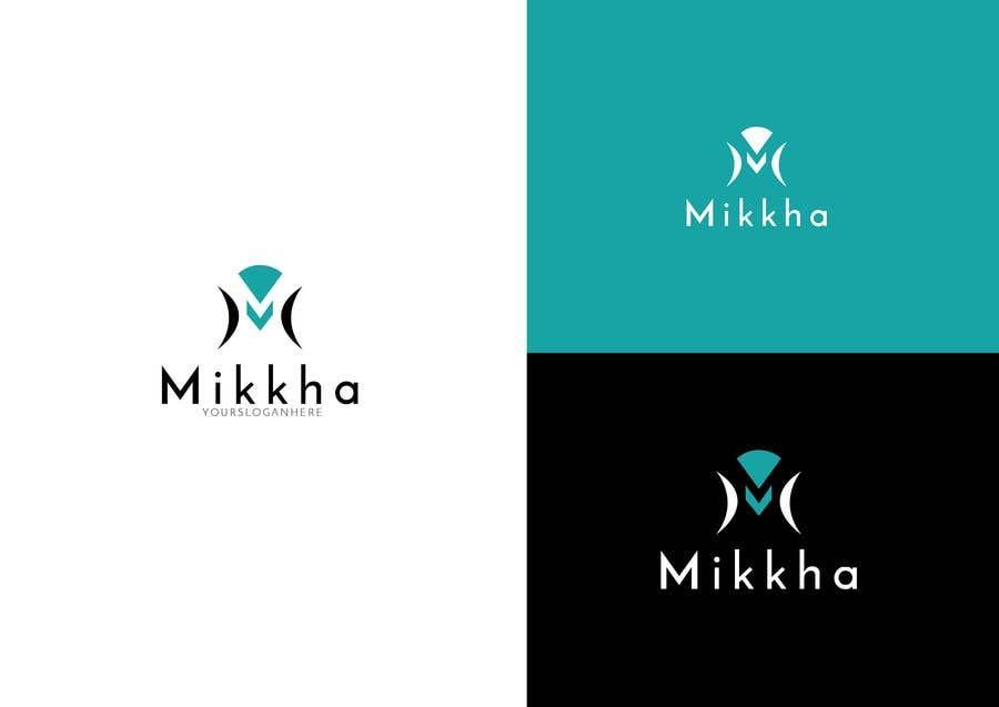 Contest Entry #203 for Mikkha Company logo