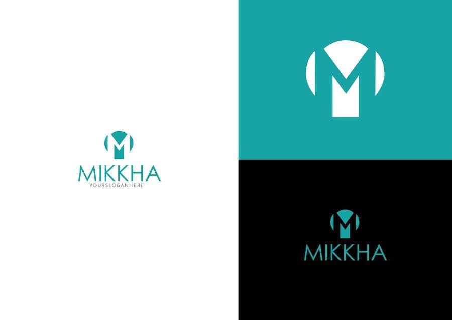 Contest Entry #204 for Mikkha Company logo