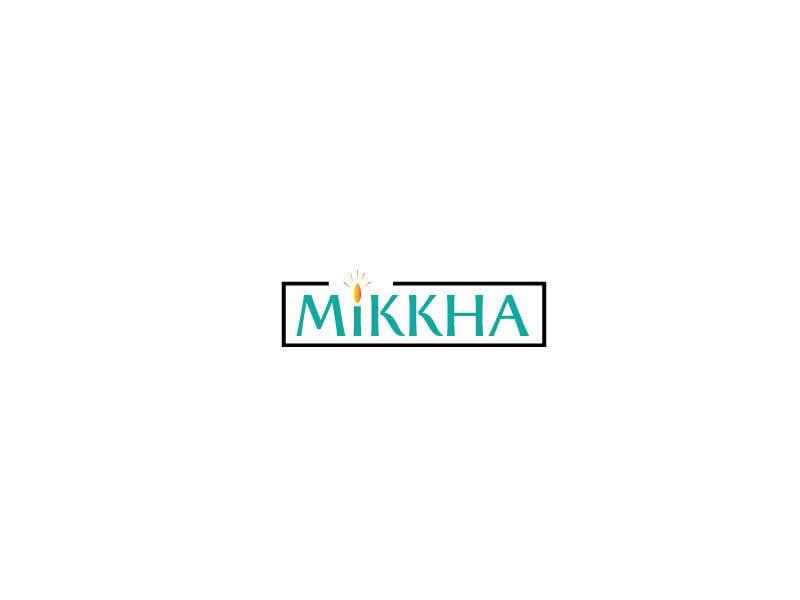 Contest Entry #206 for Mikkha Company logo