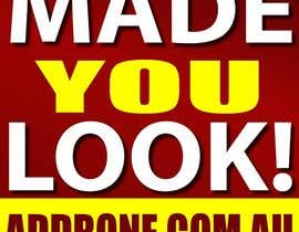 #12 untuk Design a sign with Adobe illustrator or Corel Draw oleh machine4arts