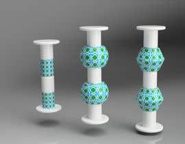 nº 11 pour Design candleholders in 3D par gayatry
